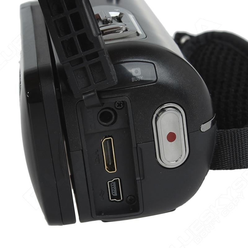 ORDRO Z20 Full HD Цифровая видеокамера Камера DV 1080 P 24MP 3 ЖК дисплей 16X зум с микрофон + штатив dijital kamera - 4
