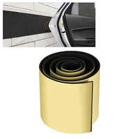 200cm X 20cm Car Door Protector Garage Rubber Walls Guard Bumper Safety Parking