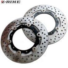Für YAMAHA Aluminium legierung & edelstahl motorrad vorne bremsscheibe roto Für YAMAHA TMAX530 TMAX 530 XP530 2012 2013 2014