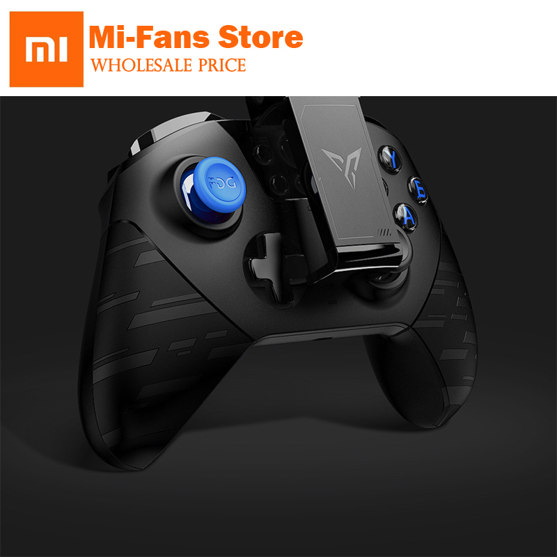 New arrivel original xiaomi mijia flymapping Smart Black Warrior X8pro game handle smart home Bluetooth wireless dual mode airsoft adults cs field game skeleton warrior skull paintball mask