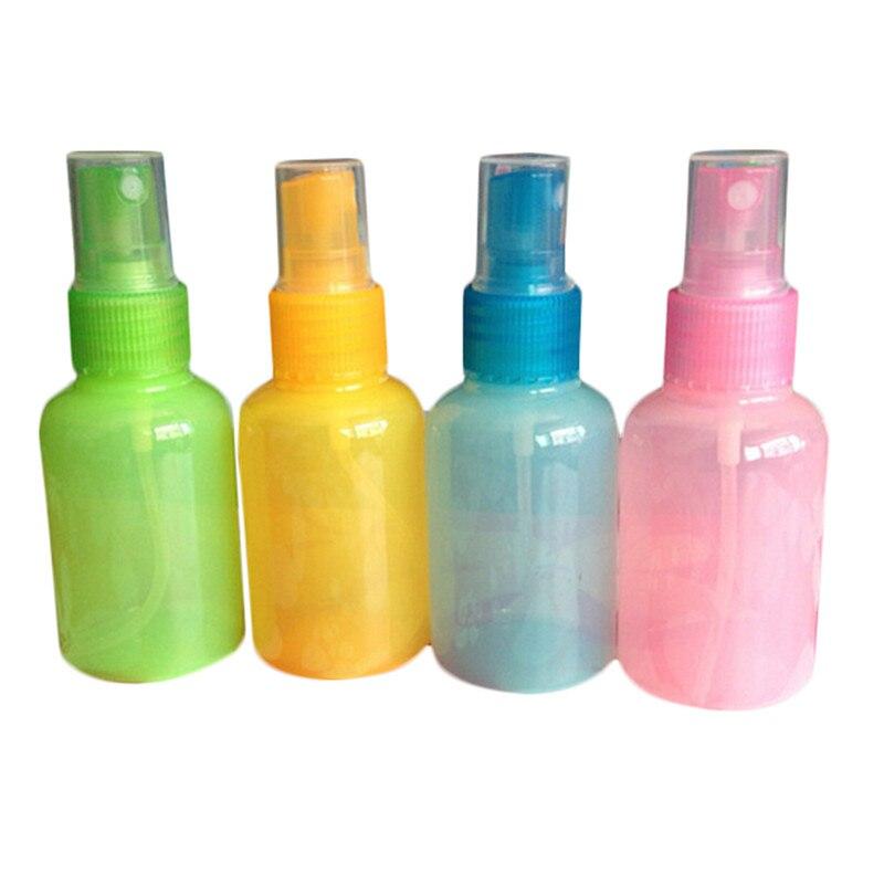 熱い販売メイクアップ化粧品詰め替えsparyボトルプレス香水ボトルメイクアップボトル空の
