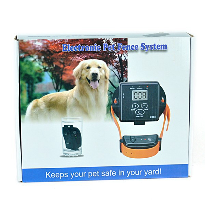 electronic wireless inground pet fencing controller safety system dog training collar fence containment system - Petsafe Wireless Fence