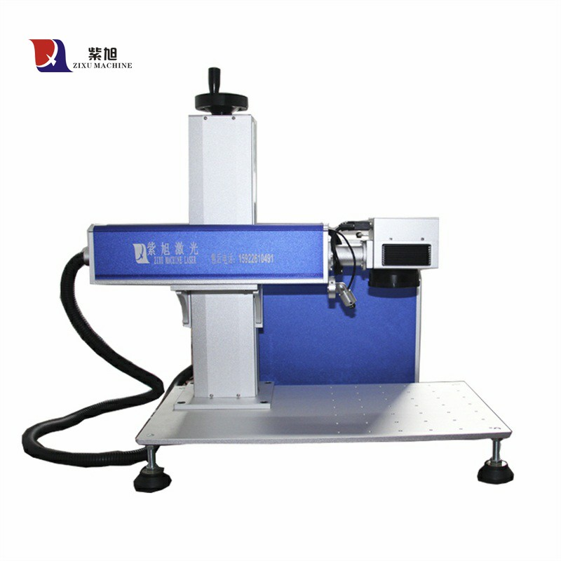 50W Fiber Laser Marking Machine Mopa Color Laser Marking Machine Laser Marking Machine Plastic