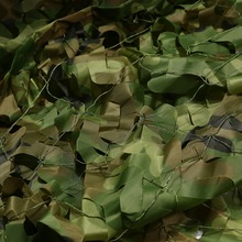 2x3m 3x5m Hunting Camping Camouflage Net Camo Shelter Woodland Jungle Leave Net For Military Car Shade Cover Army Mesh Network