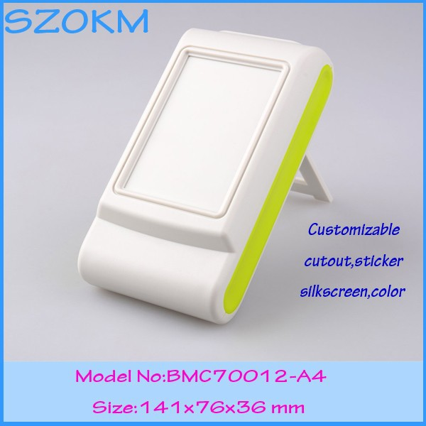 1 piece free shipping abs plastic enclosures for wireless remote control abs plastic outlet housing shell