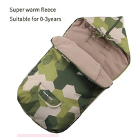 Baby stroller Foot Muff Universal Waterproof Socks Footmuff seat cushion and Thicken Soft foot cover stroller accessories