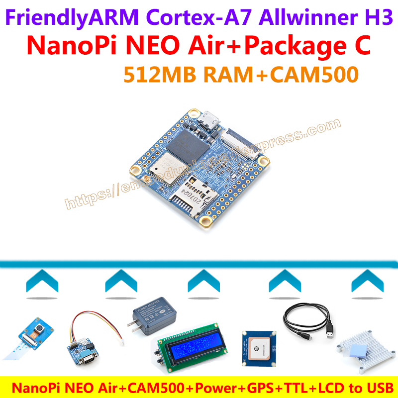 friendlyarm nanopi