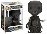 Original Funko pop Harry potter Dementor Action Figure Hot Movie Collectible Vinyl Figure Model Toy with Original box
