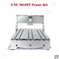 Free Tax To RU Mini DIY Frame 4030 Cnc Router Metal Engraving Machine 3040