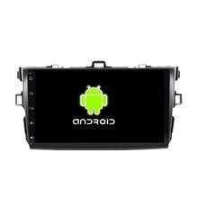 9 «Quad Core Android 5.1 GPS Автомобиля Fit TOYOTA COROLLA 2007 2008 2009 2010 2011 2012 DVD Автомагнитолы Навигации