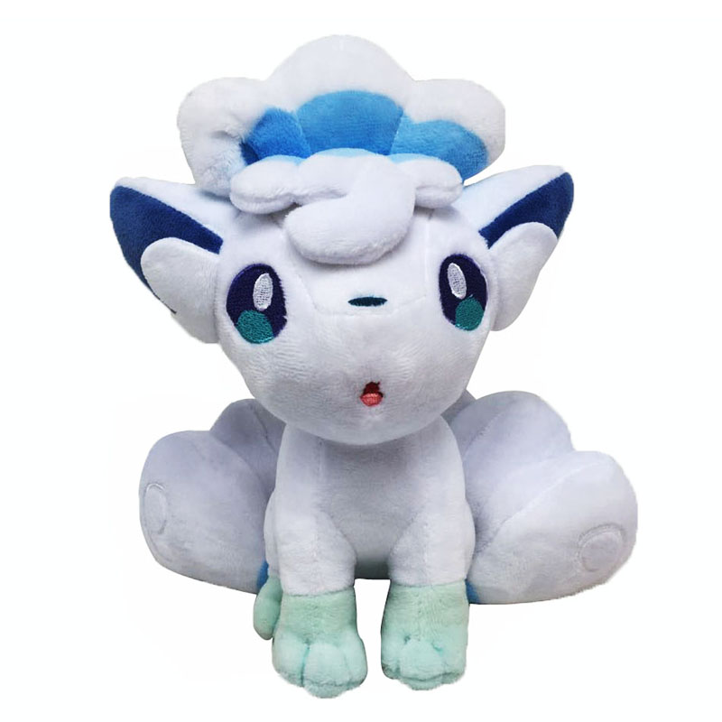 New Arrival 2017 Alola Vulpix Stuffed Plush Toys Doll 9