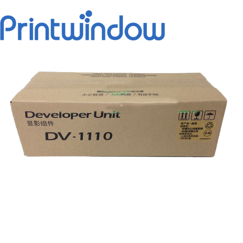 Printwindow New Original Developer Unit Kit DV1110 for Kyocera FS 1020 1040 1120 new original kyocera 302m594080 fax unit e for fs 1120 1125