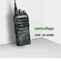 LEIXEN NOTE High Power 25W UHF 400 480MHz FM Ham Two Way Radio Long Distance Walkie Talkie Black Transeiver Interphone