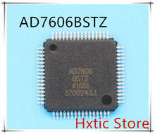 NEW 10PCS/LOT AD7606BSTZ AD7606BST AD7606 QFP-64  IC