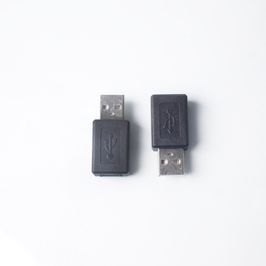Image 3 - ULT Best Wholesale USB Adapter Micro USB Female to USB 2.0 A Male Connector Converter Adaptor