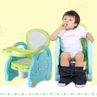 Child Pot Plastic Cartoon Baby Toilet Training Boy Girls Kids Child Toilet Seat Portable Baby Children's Potty Chairs