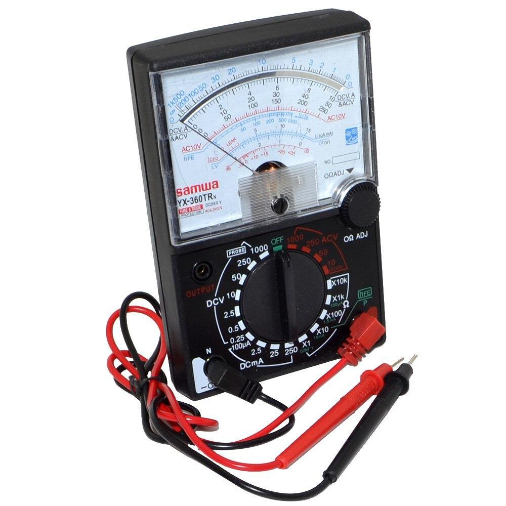 Ammeter Vs Voltmeter : Popular multimeter analog buy cheap lots