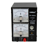 цена на YIHUA 1501A 15V 1A Adjustable DC Power Supply Mobile Phone Repair Power Test Regulated Power Supply