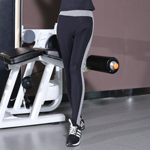 Yoga Pants Sports Printed Pants High Waisted High elastic Leggings for Professional Running Workout Fitness Pant Free Shipping