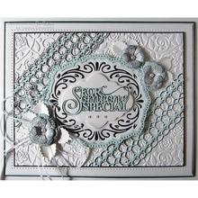 купить For Someone Special DIY Letter Cutting Die Metal Embossing Album Card Photo Decoration Scrapbooking Template Handmade Stencil дешево