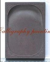 6 дюйм(ов) ов) китайский Zhaoqing Дуань Янь чернила камень прямоугольник Inkstone Каллиграфия Живопись Инструмент 15316