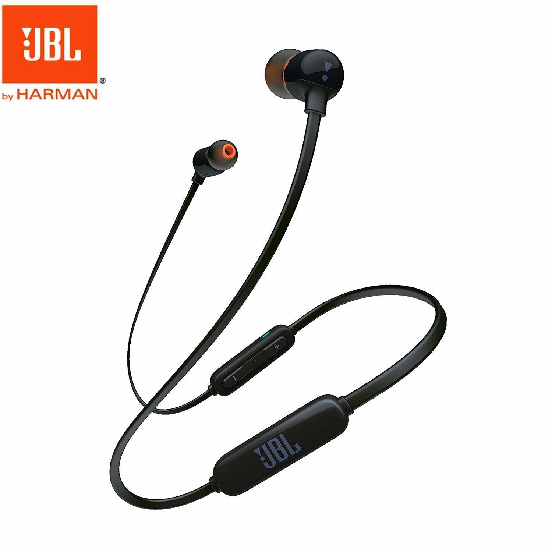 JBL T110 BT sans fil Bluetooth casque Sport Neackband casque basse musique écouteurs stéréo Fone De Ouvido casque mains libres