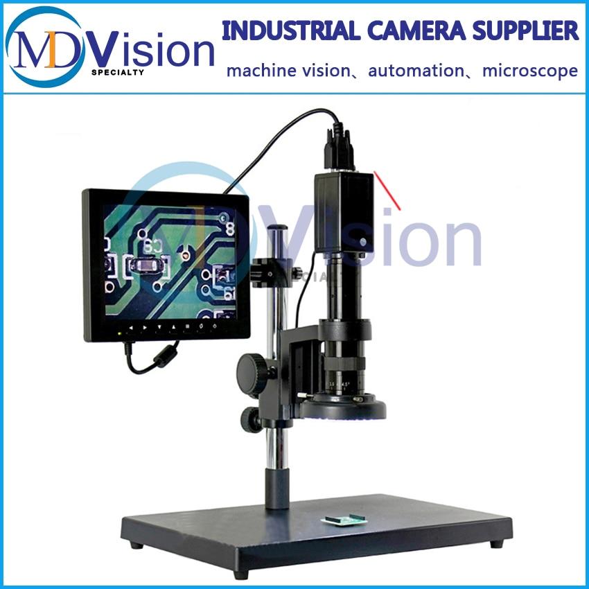 Digital Microscope 2 Million Pixels Vga Circuit Board Pcb
