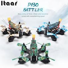 JJPRO-P130 Battler RC Quadcopter Sans Tête Mode Caméra En Temps Réel Transmission RTF