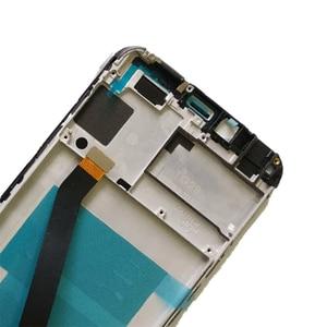"""Image 5 - 5.7 """"per Huawei Honor 7A pro AUM L29 Aum L41 Display LCD di Tocco digitale dello schermo di ricambio con cornice parti di riparazione"""