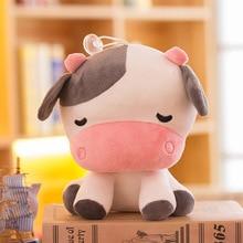 22 см каваи корова Игрушка Плюшевые игрушки животные мягкие игрушки для детского подарка