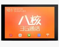 Teclast X10 3G Telefon Tablet 10.1 inç MTK8392 Octa Çekirdekli Android 5.1 IPS 1280x800 Ekran 1 GB RAM 16 GB ROM GPS Tablet PCs