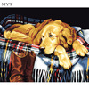 Diy Digital Painting On Canvas Unique Gifts Of Dog Frame Painting By Numbers Picture Home Decoration