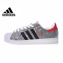 cheaper e84a4 10d95 Adidas Originals Superstar II hombres y mujeres zapatos de skate zapatos de  alta calidad de absorción de choque resistente al de.