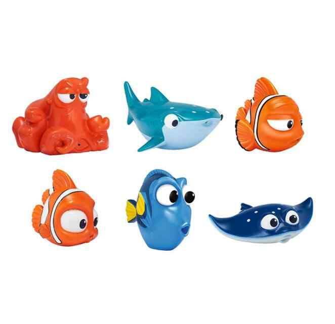 Encantadores juguetes de baño para bebés, pulverización de agua, exprimidor, juguetes que sonríen, juguetes flotantes para niños, bañera de agua de goma, baño, juegos de animales