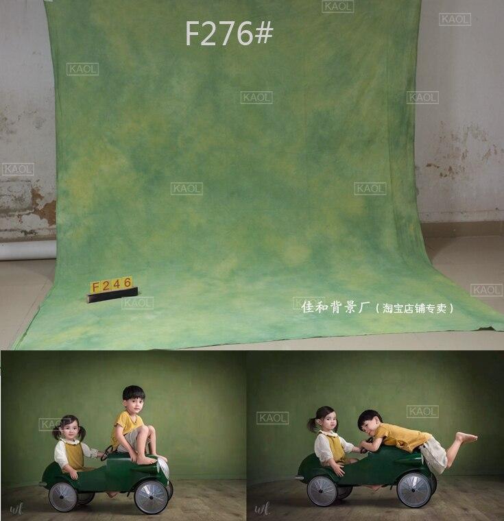 10x20ft Pro Tye-Die Mousseline personnalisé décors photographie de mariage, 100% coton Vieux Maître arrière-plans pour photo studio enfants
