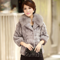 Aliexpress.com : Buy Genuine mink fur coat real fur coats for ...