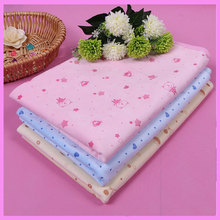 Reusable Portable Washable Baby Diapers 3 Layers Double-side Waterproof Newborn Baby Cloth Diaper Nappy Changing Mat 82*105CM