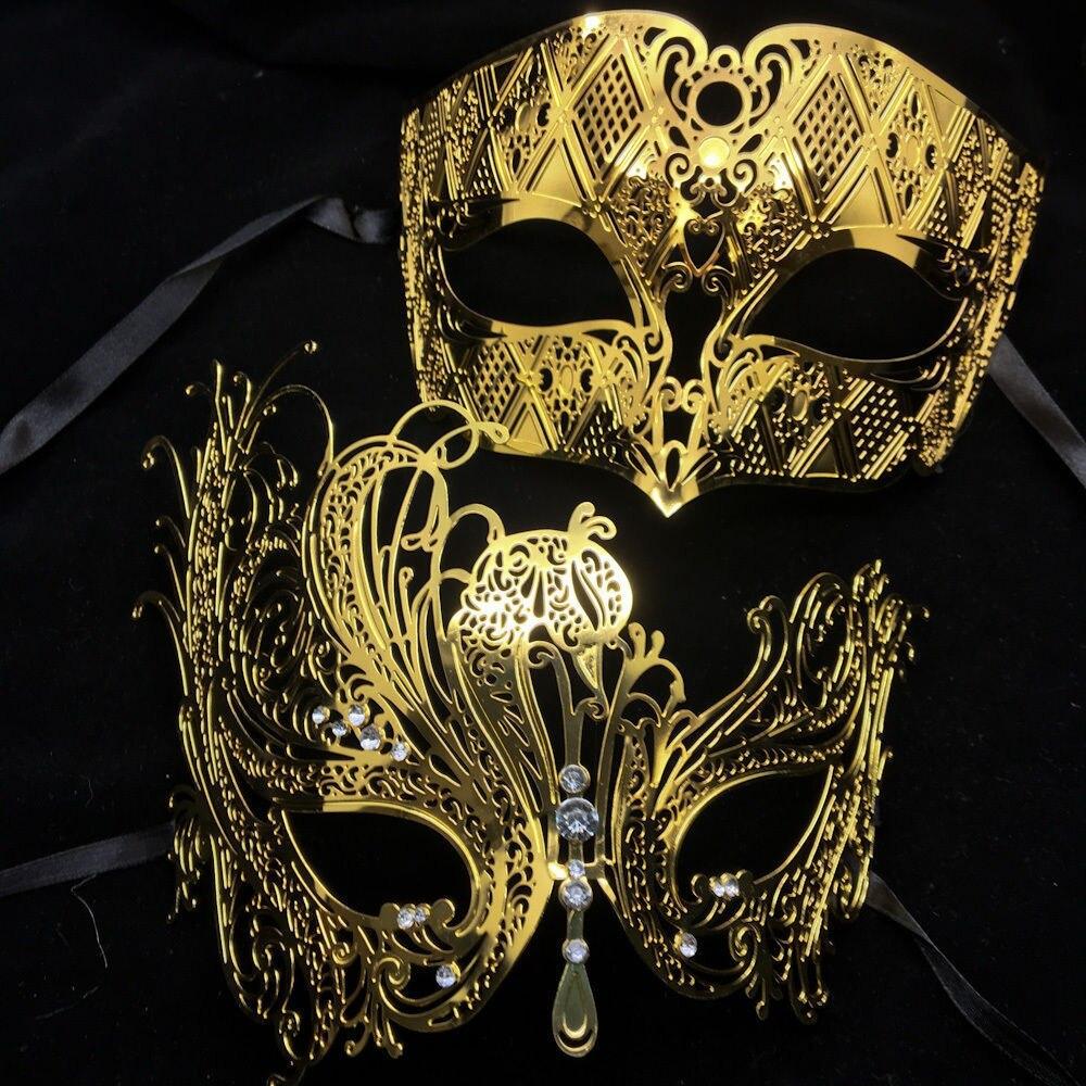 Online Get Cheap Masquerade Gold Mask -Aliexpress.com | Alibaba Group