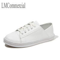 autumn and summer, new tie UPS, lucky shoes, women's flat, Korean fashion, casual shoes, children
