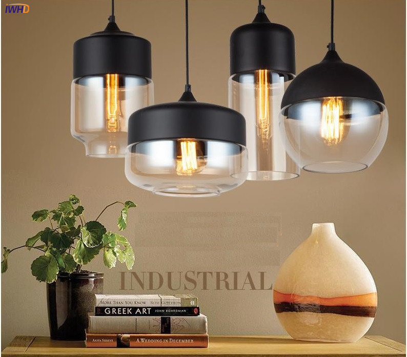 lâmpada do vintage pendurado luz luminaria