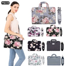 MOSISO Laptop Bag Case 13.3 14 15 15.6 Canvas Messenger Bags for MacBook Air 13 Case Waterproof Notebook Bag for MacBook Pro 15 laptop messenger bag for macbook air 13 pro 13 15 oxford waterproof laptop bags 15 6 inch for lenovo surface pro notebook bag 14