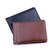 BLEVOLO, короткий квадратный клатч, кошелек из искусственной кожи, брендовый мужской кошелек Densigner, мягкий, однотонный, мужские кошельки, тонкая сумка для монет