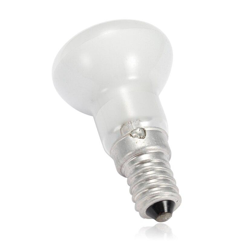 Best продвижение 2 шт. лампа <font><b>E14</b></font> 30 Вт <font><b>R39</b></font> ses Лава Отражатели прожектор лампа AC220V домашние украшения Освещение