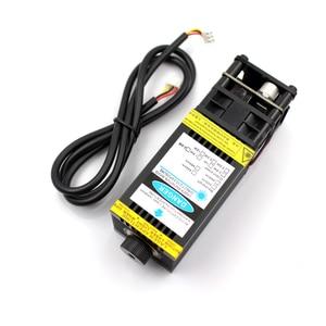 Image 2 - Oxlasers gerçek 3W 5W 5500mW 445nm 450nm odaklanabilir mavi lazer modülü lazer gravür parçası DIY lazer kafası PWM solar şarj regülatörü ile ücretsiz kargo