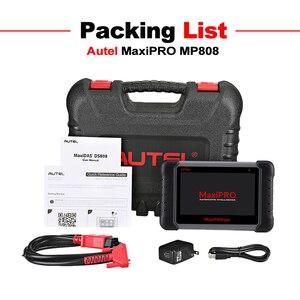 Image 5 - Autel MaxiPRO MP808 OBD2 רכב סורק OBDII כלי אבחון קוד Reader סריקת כלי מפתח קידוד כמו Autel MaxiSys MS906 DS808