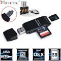 Ловкий 2016 Новый 1 ШТ. MINI Super Speed 5 Гбит USB 3.0 OTG Micro SD/SDXC TF Кард-Ридер Адаптер U Диск JUL22