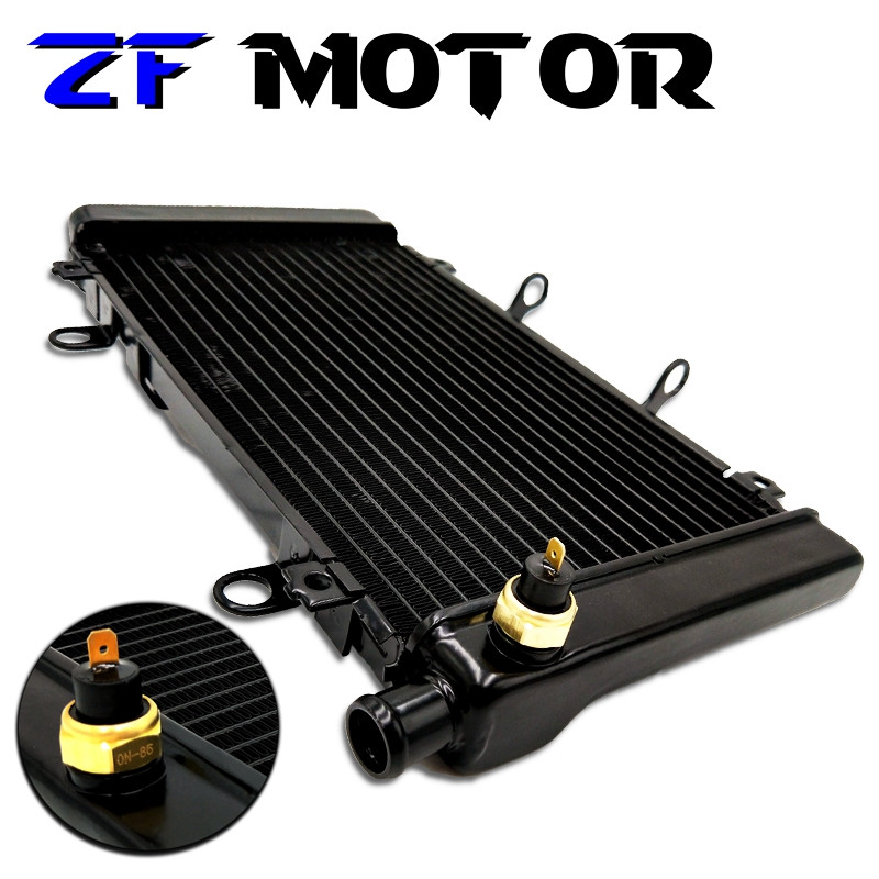 Water Tank Radiator Cooler Water Cooling For Honda CBR400 MC23 CBR400RR NC23 CBR Motorcycle Accessories
