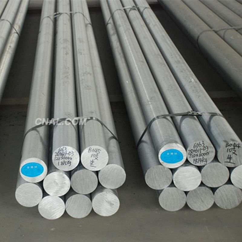15mm Diameter  7075 T6 Aluminium Bar Extrusion,aviation Industry DIYAl Profiles