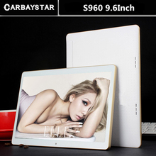 Carbaystar 9.6 cal s960 android tablet 10 cal tablet pc octa rdzeń 4 GB RAM 64 GB ROM Tab 8 Rdzeni 1280*800 IPS Tabletki