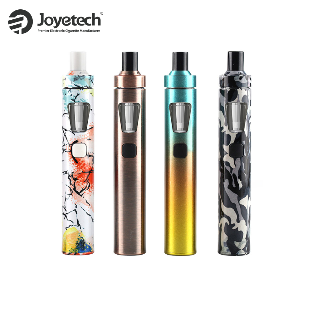 Joyetech EGo AIO Starter Kit 1500mah Built in Battery Electronic Cigarette 2ml Atomizer Tank all-in-one Original Vaping E Cig original joyetech ego one v2 starter kit with 2ml atomizer and 1500mah 2200mah battery electronic cigarette